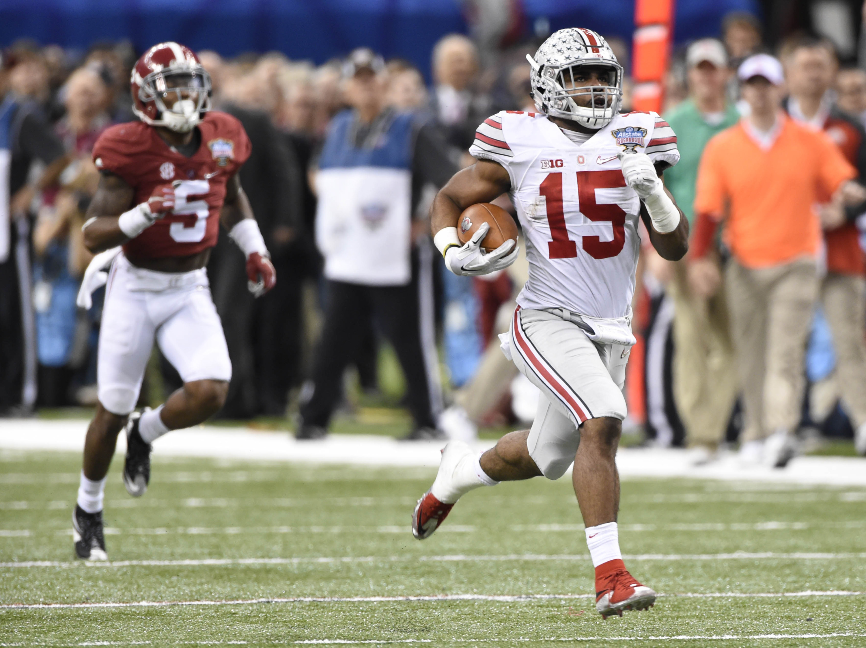 Ohio State Vs Alabama Photo Gallery Ohio State Buckeyes