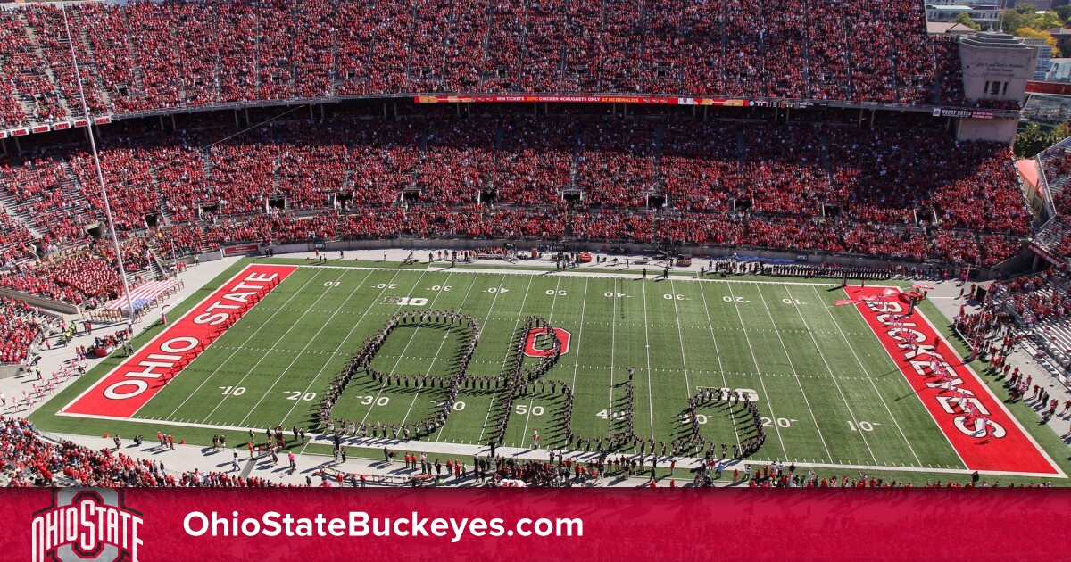 Buckeyes Broadcast Schedule Announced Ohio State Buckeyes