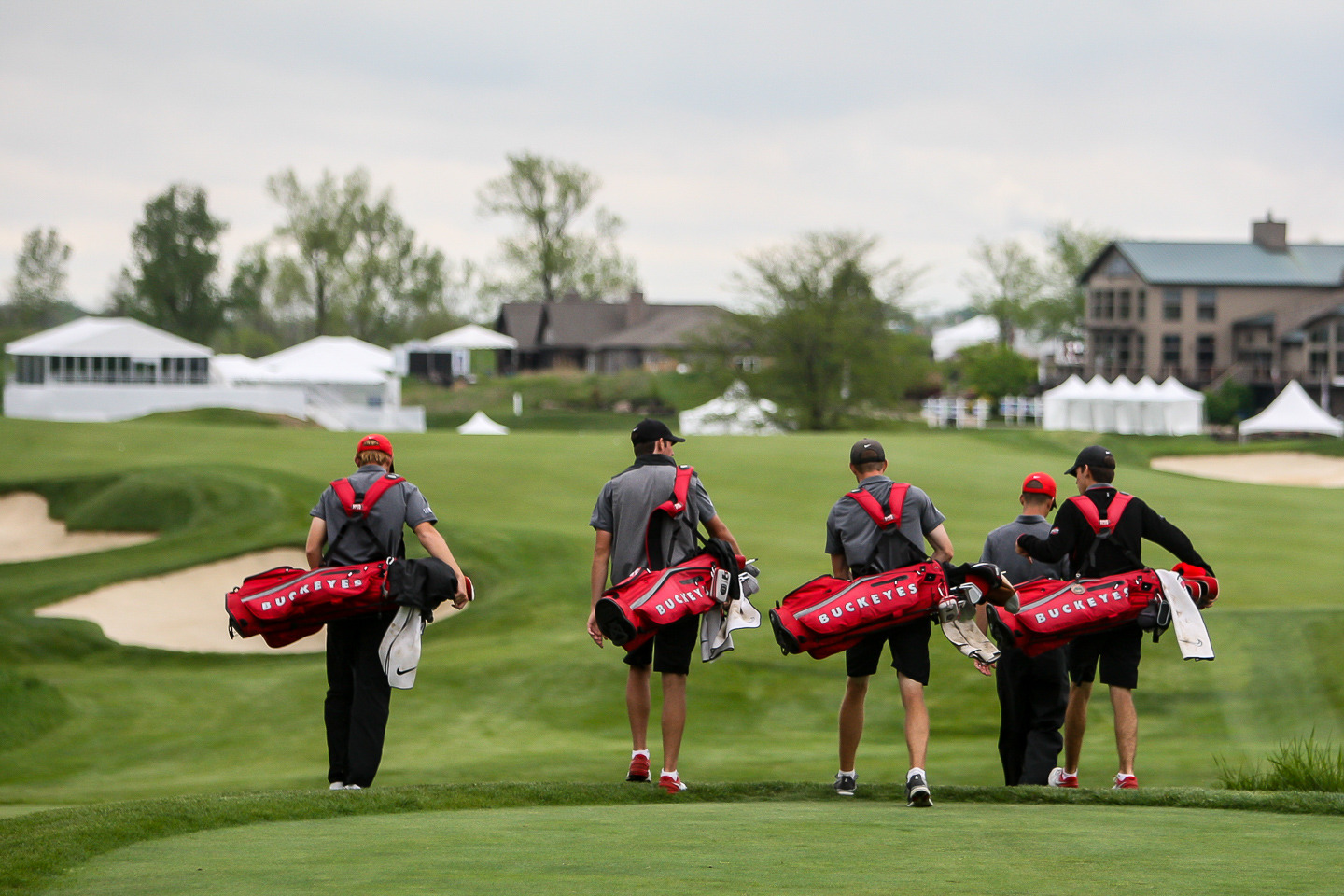 2016 Big Ten Championships - Practice Round - Victoria National Golf Course(Photos by Kenneth May)