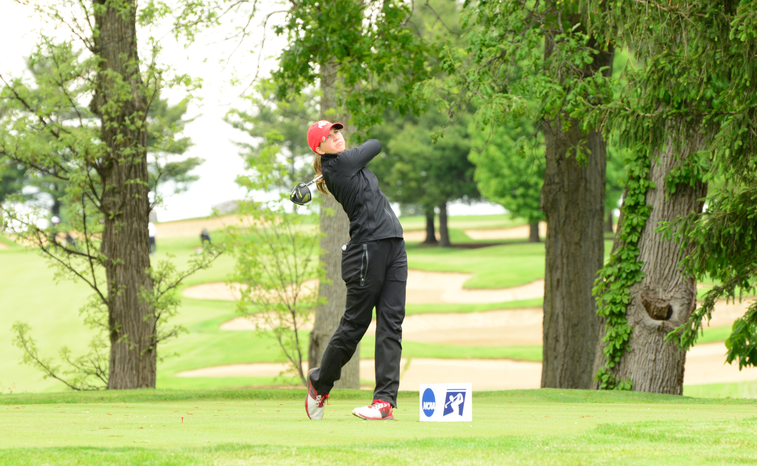 2017 NCAA Women's Golf Championships Round Two - May 21, 2017