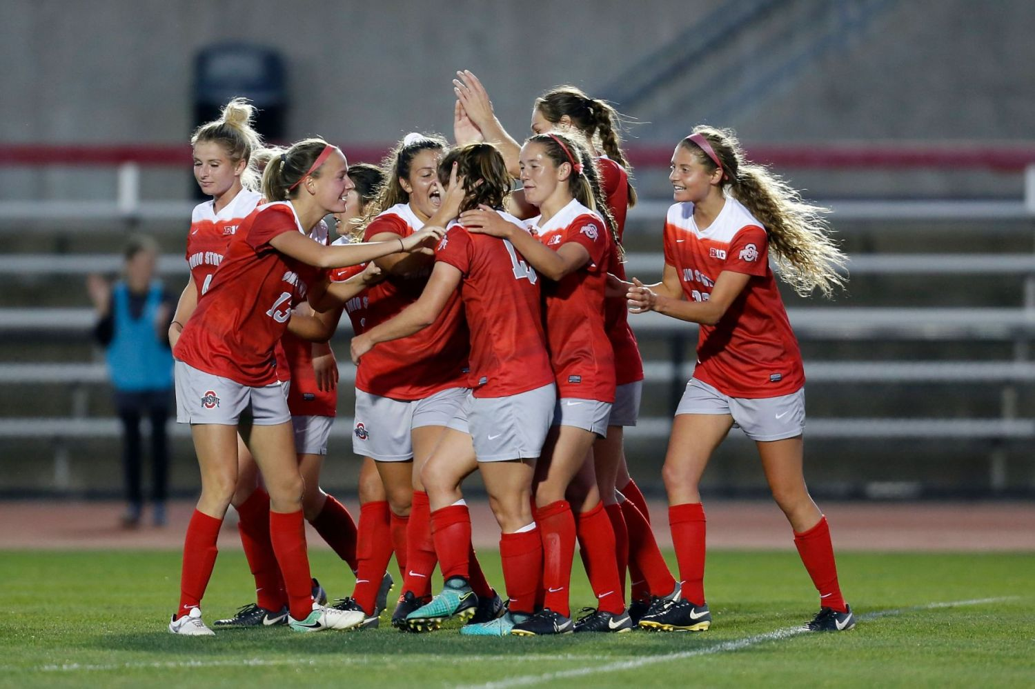 Ohio State Women's Soccer plays Penn State at Jesse Owens Memorial Stadium on Sunday, September 30, 2017 in Columbus, Ohio. Ohio State defeated Penn State 1-0.