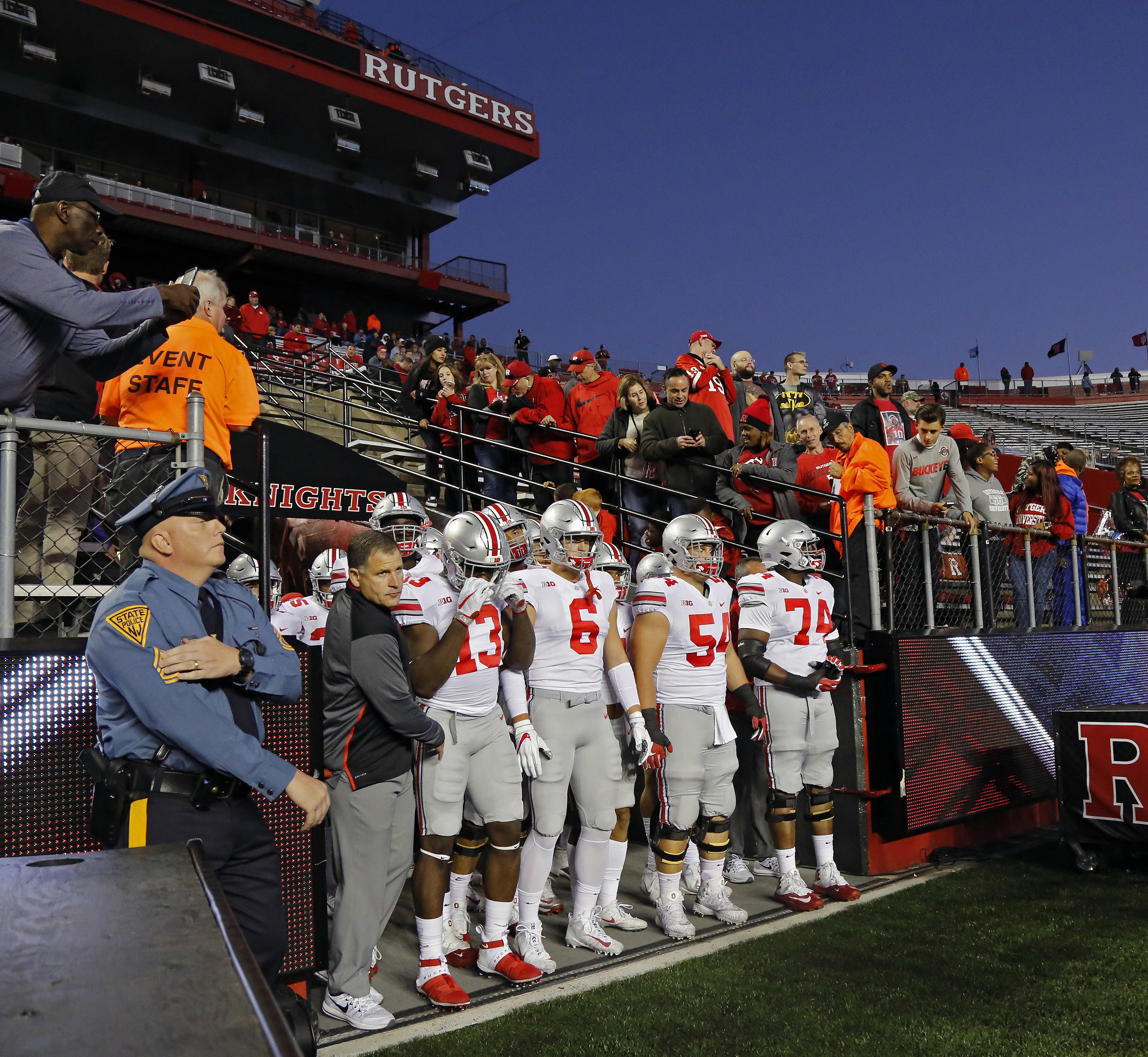 the latest 93611 a6c1c No. 11 Ohio State at Rutgers – Ohio State Buckeyes
