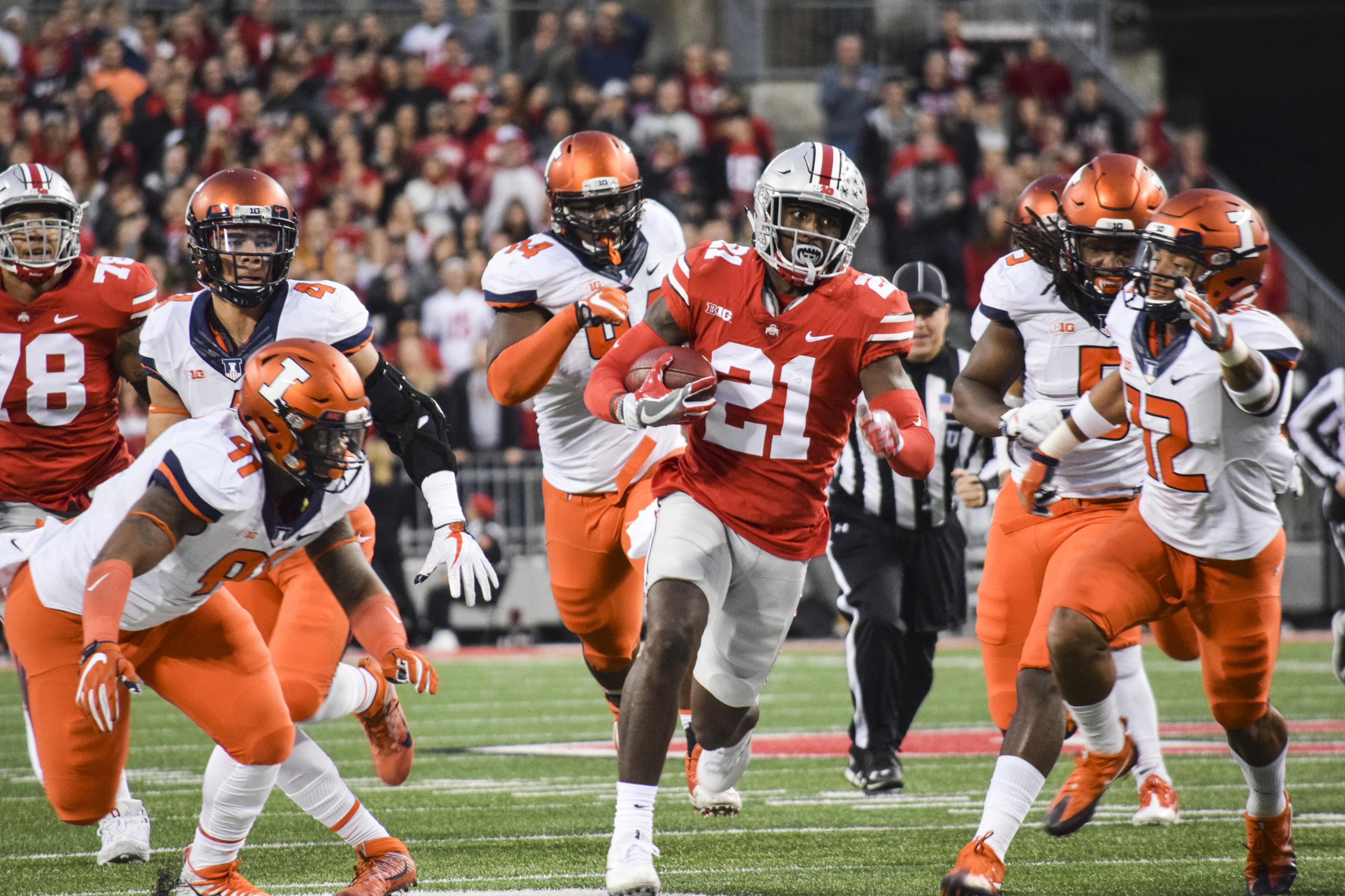 Parris  Campbell (21)