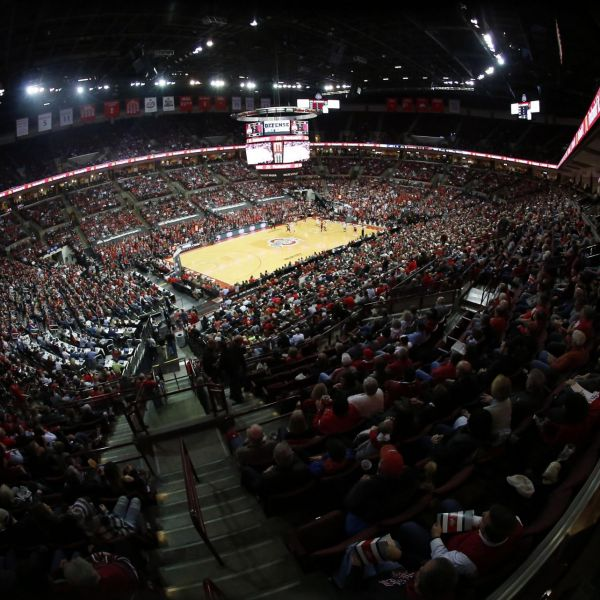 Jan 30, 2018; Columbus, OH, USA; A general view of Value City Arena prior to the game between the Ohio State Buckeyes and the Indiana Hoosiers. Mandatory Credit: Joe Maiorana-USA TODAY Sports