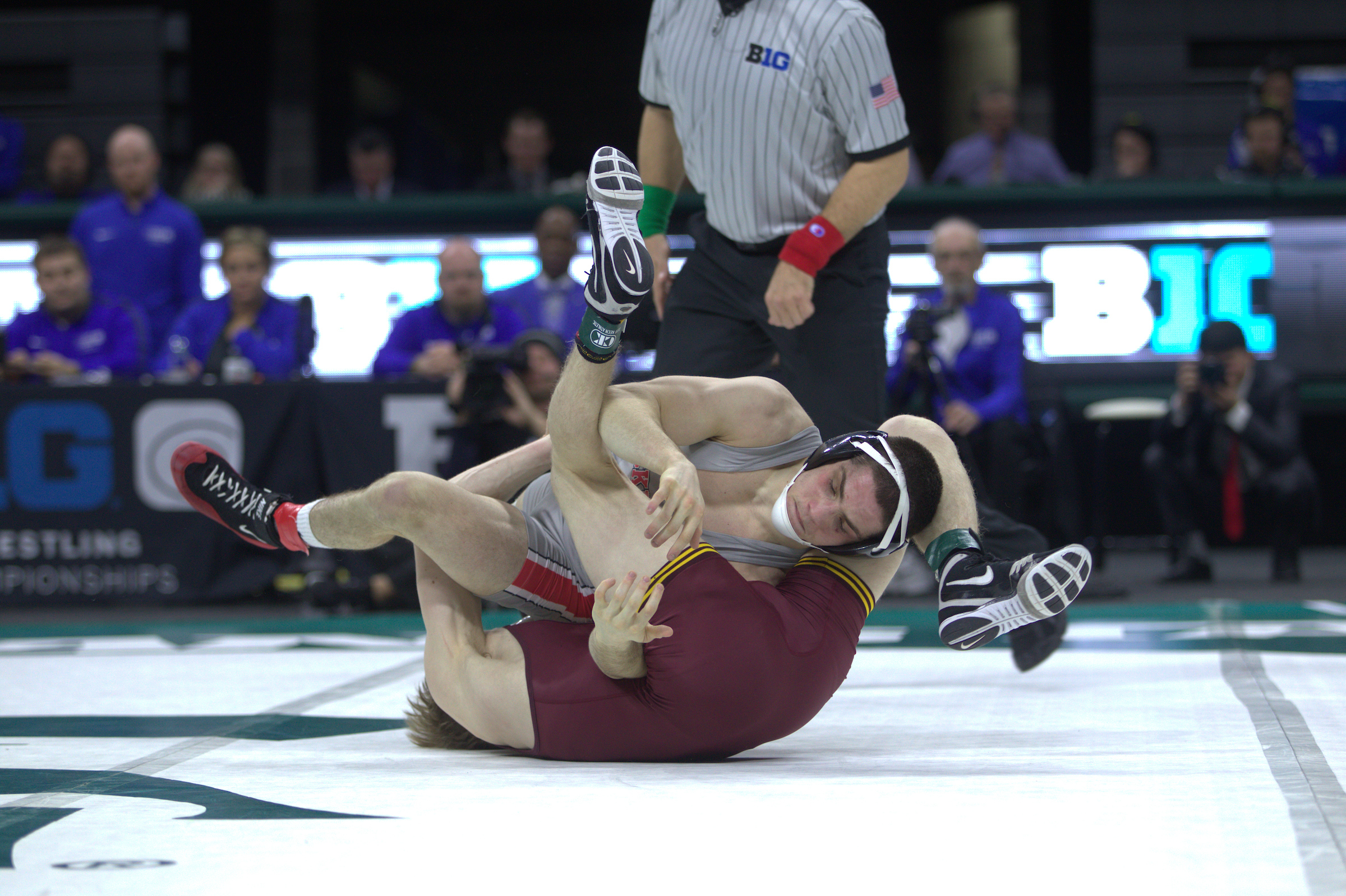 2018 Big Ten Wrestling Championships