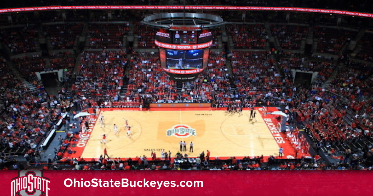 Women S Basketball Schedule Ohio State Buckeyes