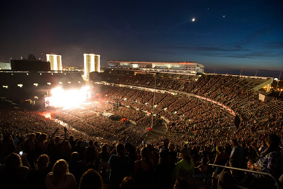 ohio stadium concerts and events ohio state buckeyes