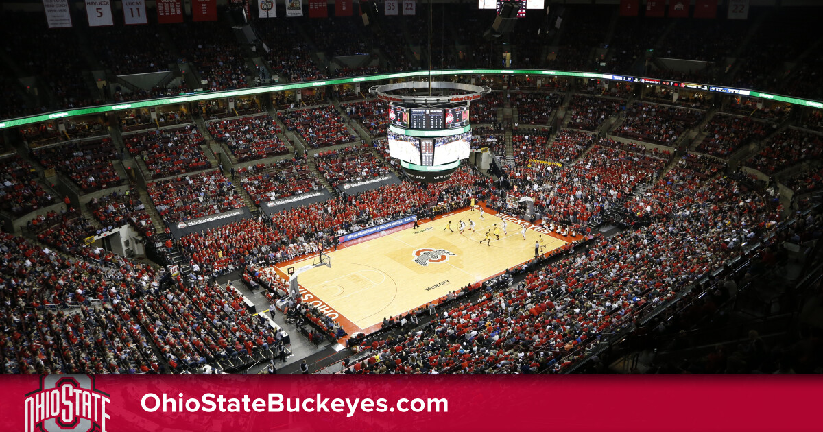Men S Basketball Schedule Ohio State Buckeyes