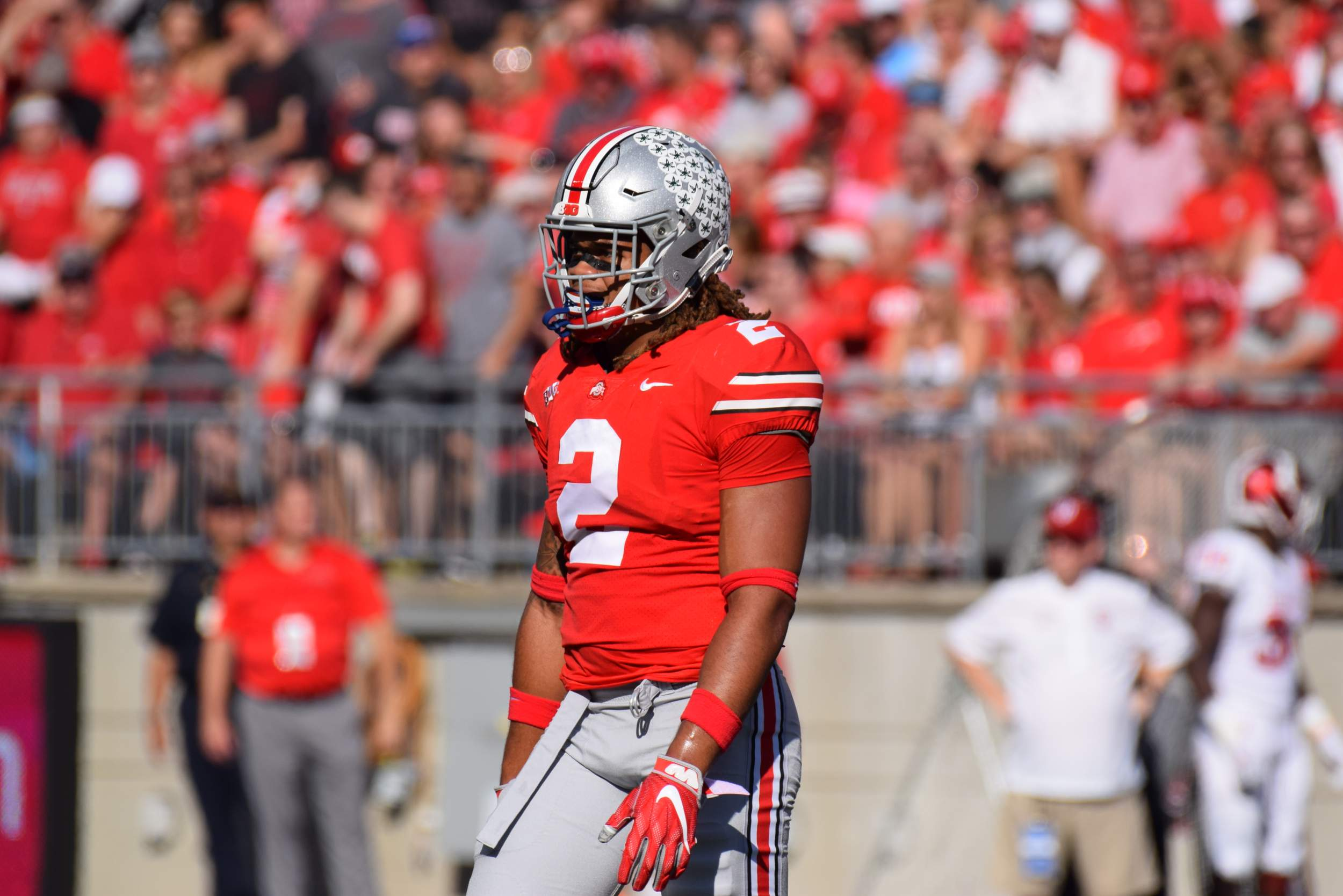 Buckeyes Pull Away From Hoosiers 49-26 on Homecoming – Ohio State ... d14627979