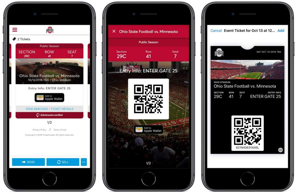 Digital Ticketing Guide – Ohio State Buckeyes