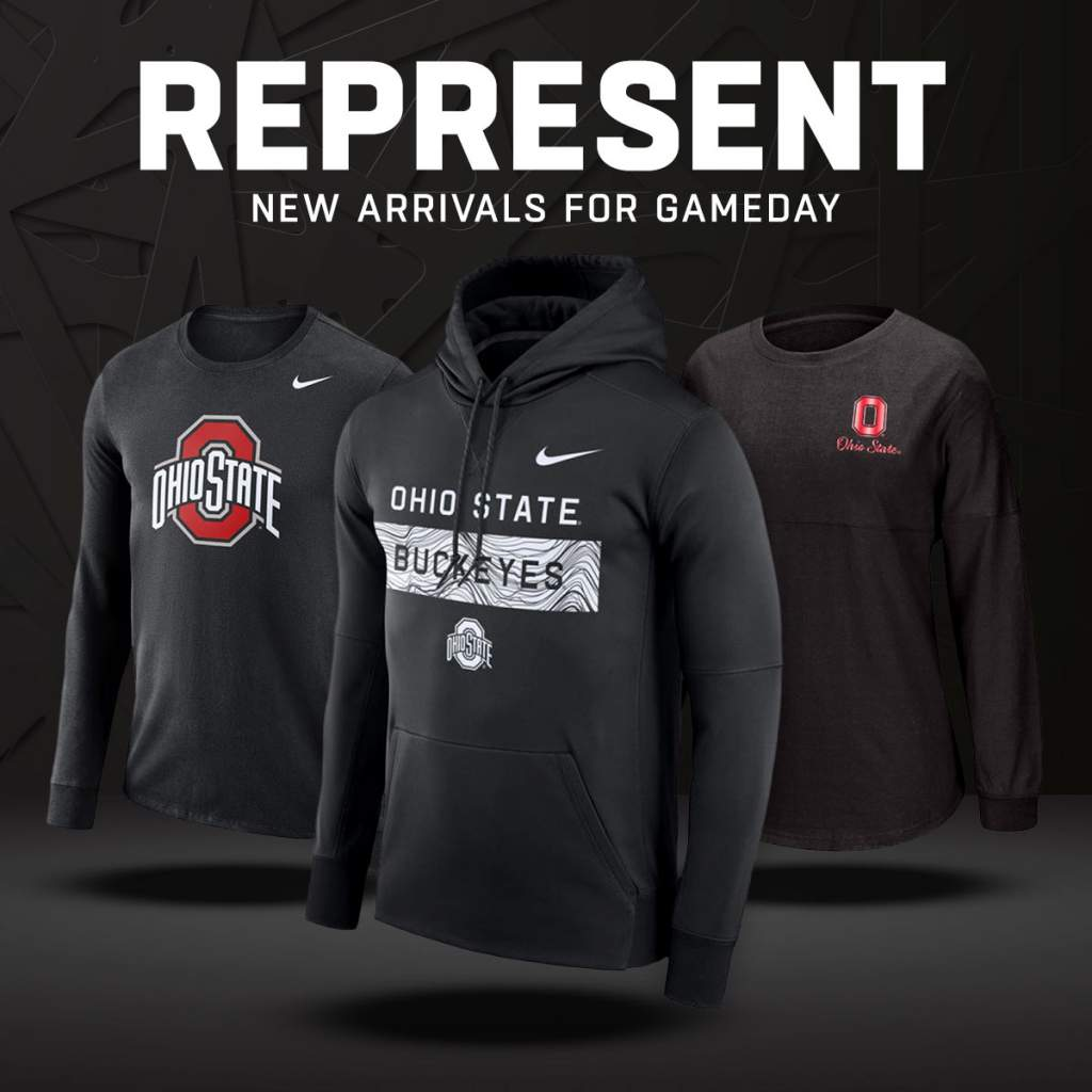 premium selection cb79b 3d58a Back in Black vs. Nebraska – Ohio State Buckeyes