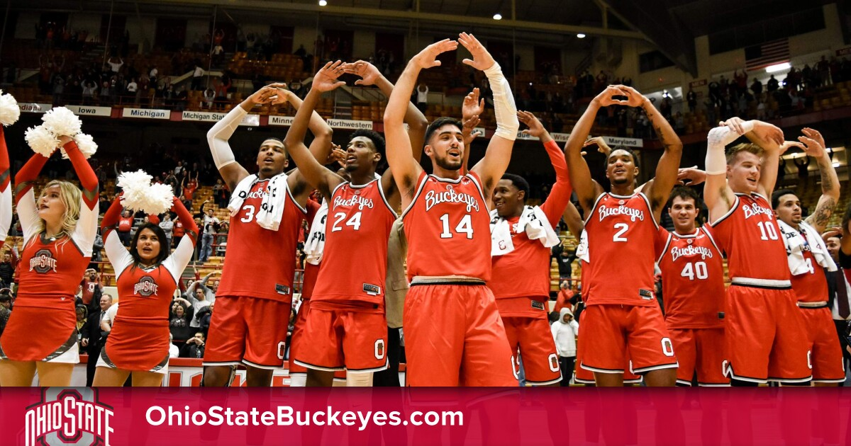 Men S Basketball Tickets Ohio State Buckeyes