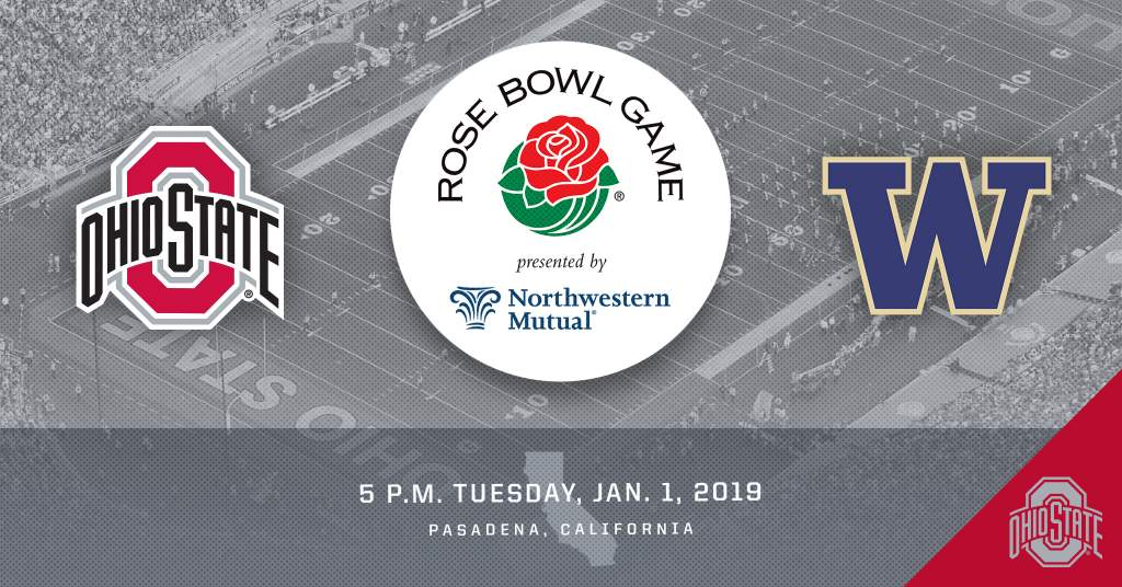 fb52cb33 Ohio State will be making its 15th Rose Bowl appearance and first since  2010. The Buckeyes owns a 7-7 all-time record at the Rose Bowl, but has won  in each ...