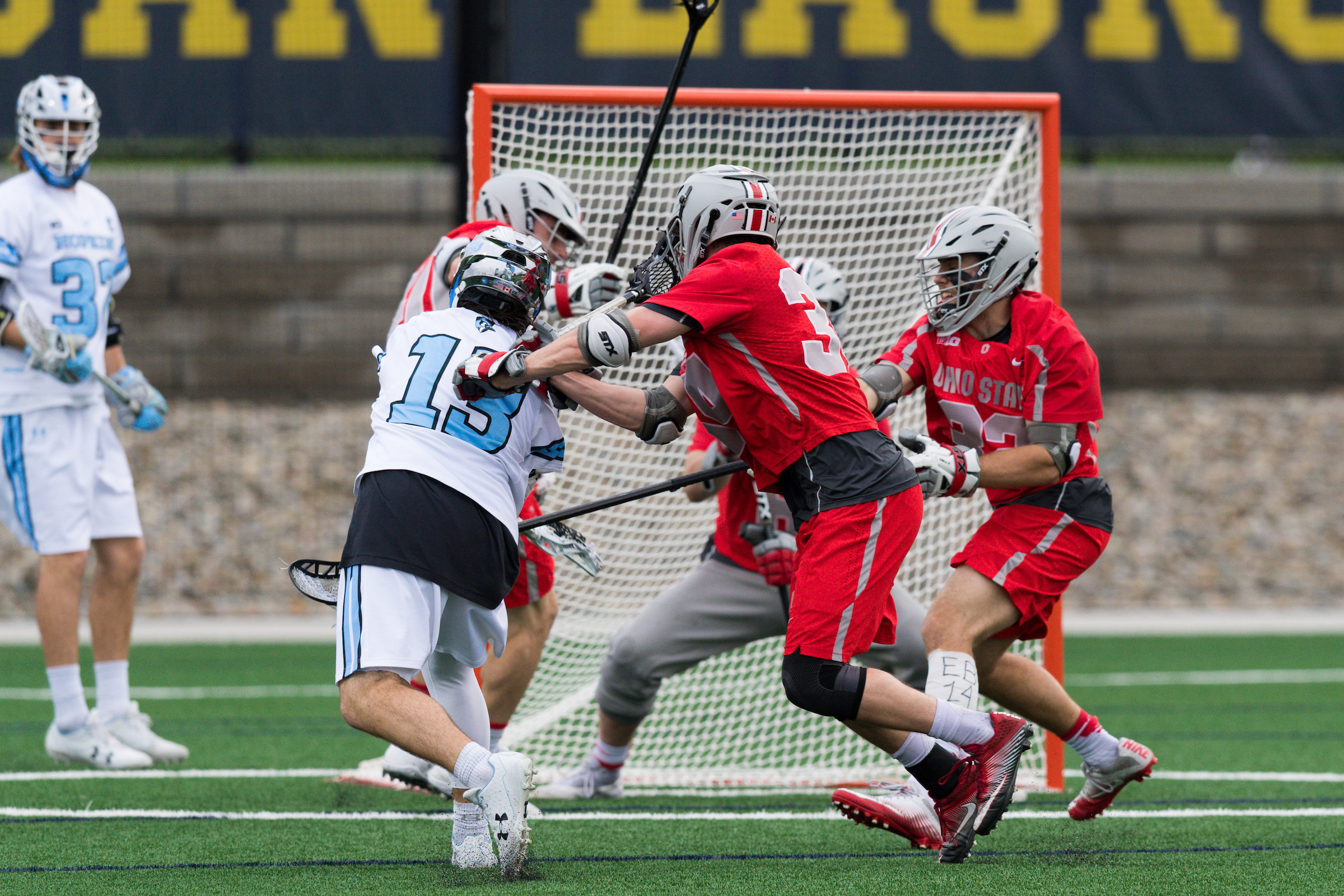 sports shoes 2f781 d65fd BUCKEYES IN A NUTSHELL • Ranked No. 8 in this week s USILA Coach s Poll, Ohio  State comes into Sunday s match-up with a 7-2 overall record and 0-2 mark  in ...