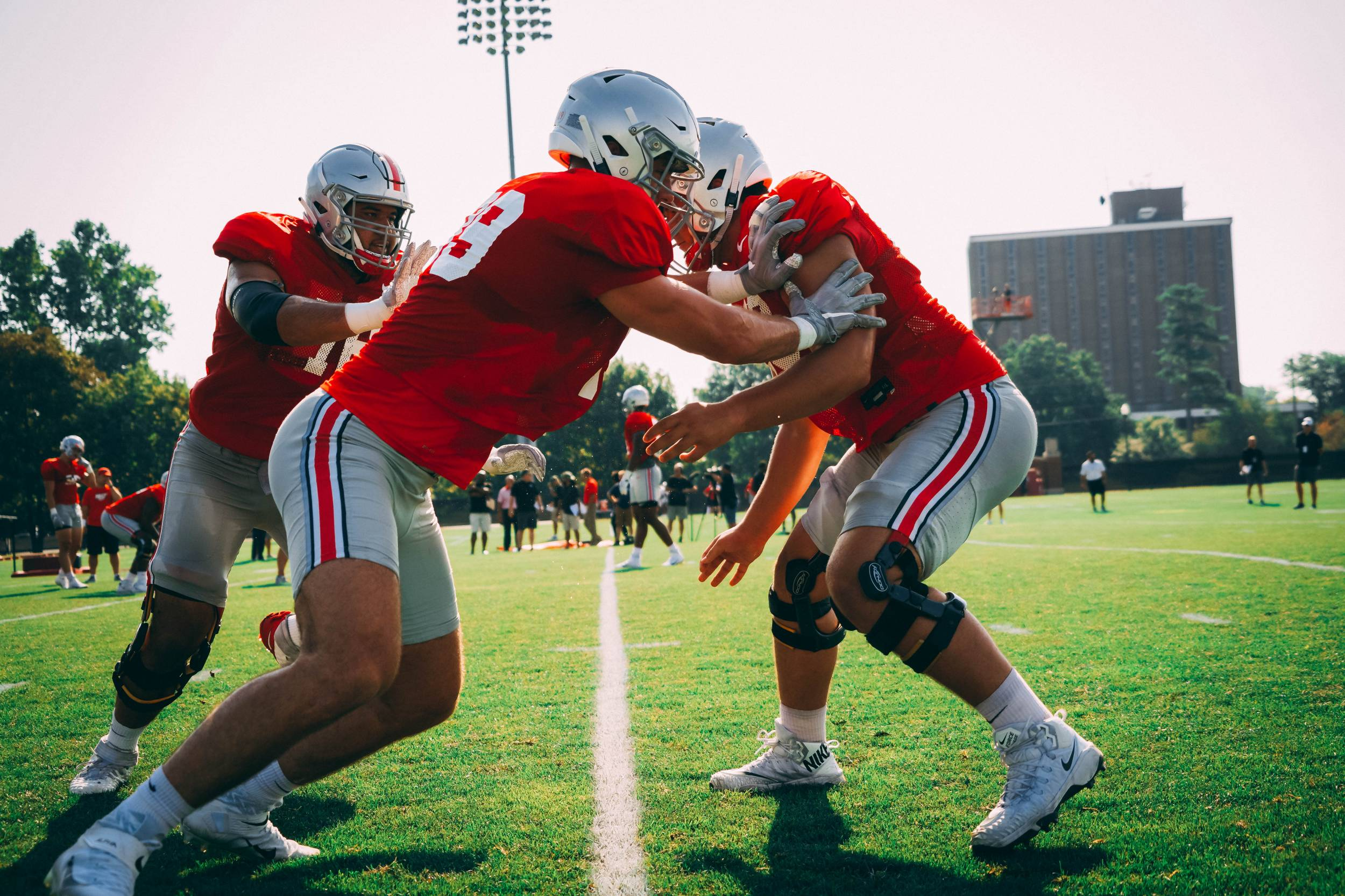 Fall Camp Central 2019 Ohio State Buckeyes