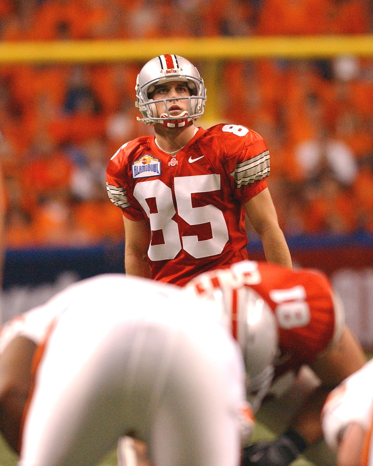 Mike Nugent – Hall of Fame Weekend – Ohio State Buckeyes