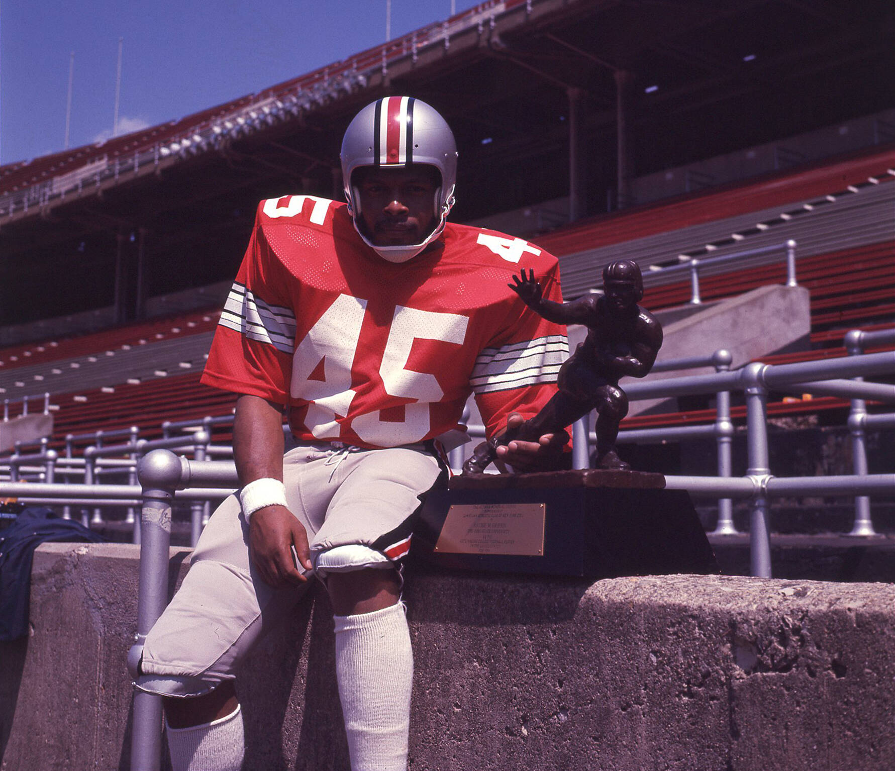 Archie Griffin No. 4 on All-Time College Football Top 150 – Ohio ...
